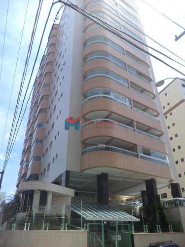 Apartamento, código 414446 em Praia Grande, bairro Aviação