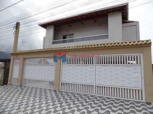 Sobrado de Condomínio, código 414515 em Praia Grande, bairro Princesa