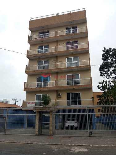 Apartamento, código 414523 em Praia Grande, bairro Caiçara