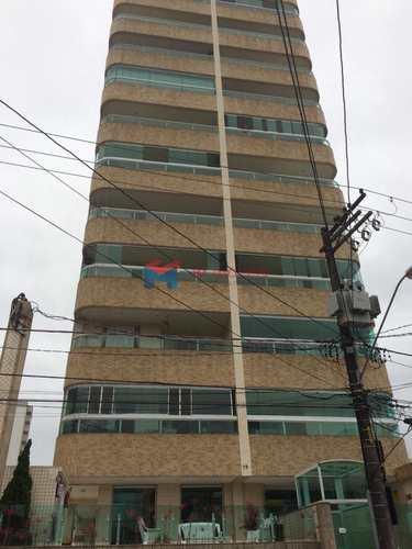 Apartamento, código 414541 em Praia Grande, bairro Aviação