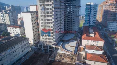 Apartamento, código 414572 em Praia Grande, bairro Boqueirão