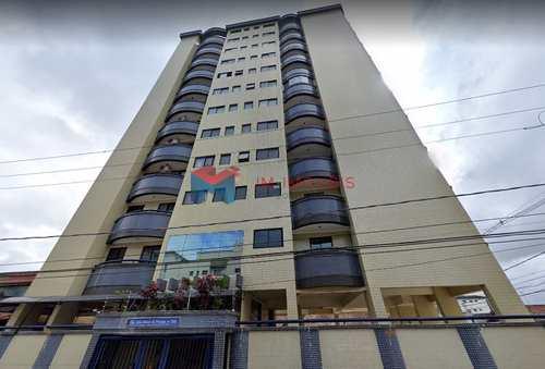 Apartamento, código 414590 em Praia Grande, bairro Guilhermina
