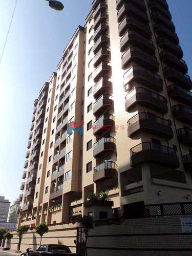 Apartamento, código 414600 em Praia Grande, bairro Caiçara