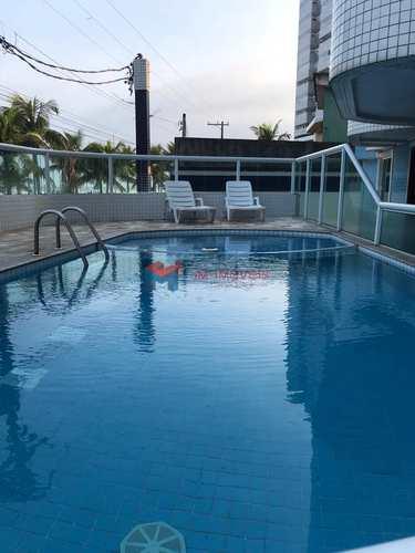 Apartamento, código 414610 em Praia Grande, bairro Maracanã
