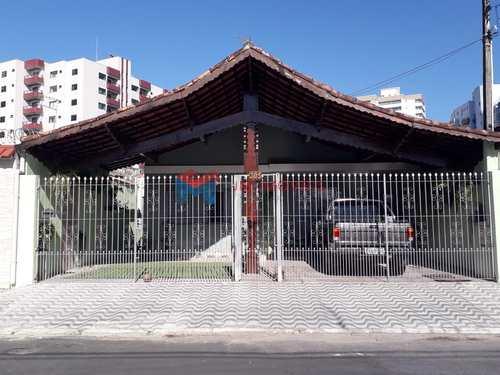 Casa, código 414655 em Praia Grande, bairro Caiçara