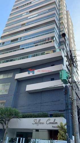 Apartamento, código 414664 em Praia Grande, bairro Canto do Forte