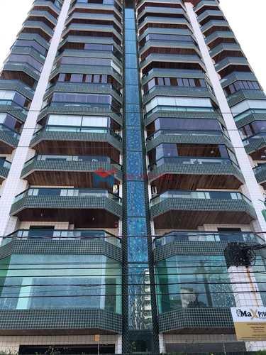 Apartamento, código 414681 em Praia Grande, bairro Canto do Forte