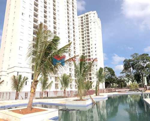 Apartamento, código 414699 em São Bernardo do Campo, bairro Jardim Olavo Bilac
