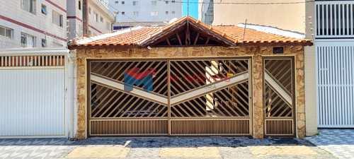 Casa, código 414714 em Praia Grande, bairro Caiçara