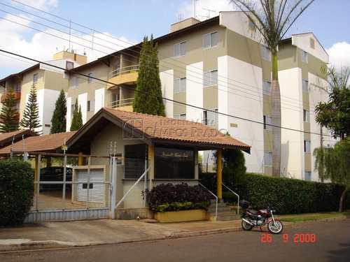 Apartamento, código 46606 em Jaú, bairro Jardim Campos Prado