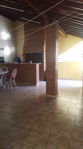 Casa, código 46592 em Jaú, bairro Jardim Estádio