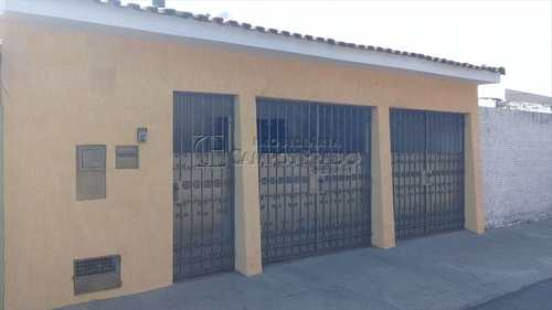 Casa, código 46568 em Jaú, bairro Jardim Pedro Ometto