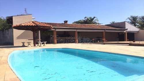 Casa, código 46563 em Jaú, bairro Parque Residencial Primavera