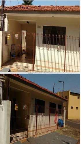Casa, código 46643 em Jaú, bairro Centro