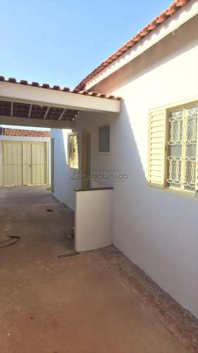 Casa, código 46555 em Jaú, bairro Jardim Orlando Chesini Ometto