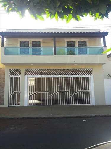 Casa, código 46404 em Jaú, bairro Vila Assis