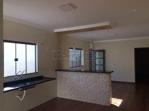 Casa, código 46388 em Jaú, bairro Jardim Novo Horizonte
