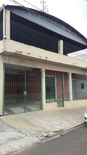 Casa, código 46364 em Jaú, bairro Jardim Estádio
