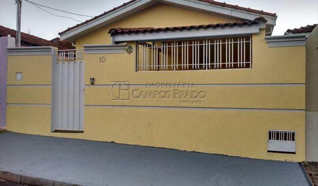 Casa em Jaú, bairro Jardim Antonina