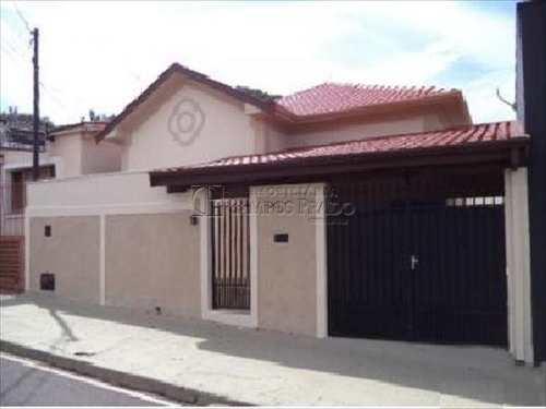 Casa, código 46295 em Jaú, bairro Centro