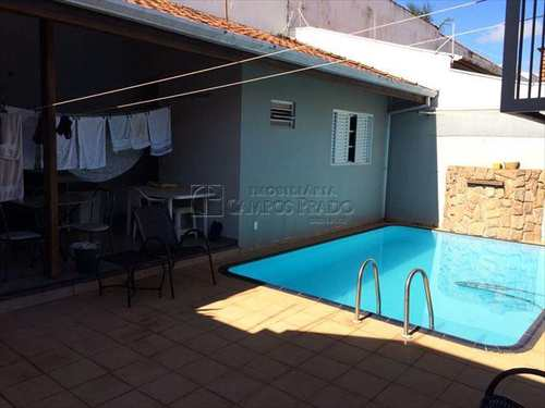 Casa, código 46273 em Jaú, bairro Jardim Alvorada