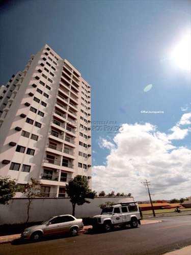 Apartamento, código 46262 em Jaú, bairro Vila Assis