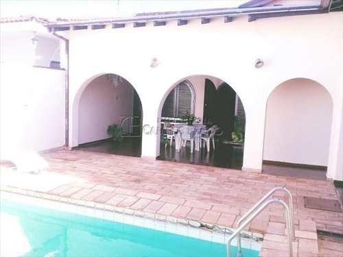 Casa, código 46175 em Jaú, bairro Chácara Peccioli