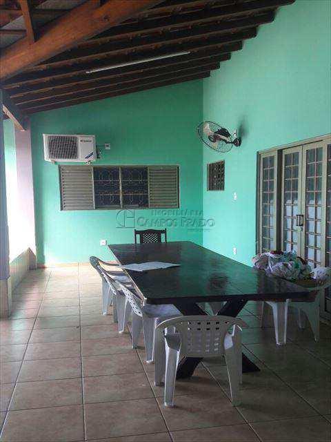 Casa em Jaú, no bairro Jardim Parati