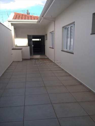 Casa, código 46131 em Jaú, bairro Jardim Dona Emília