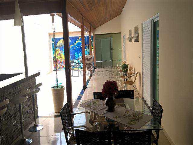 Casa em Jaú, no bairro Jardim Alvorada