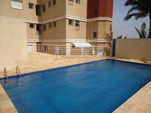 Apartamento, código 46084 em Jaú, bairro Vila Santa Terezinha