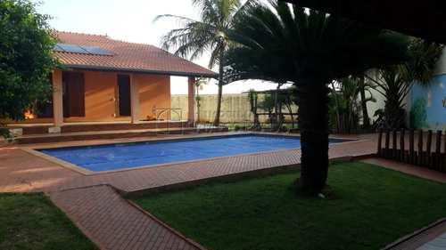 Casa, código 46078 em Jaú, bairro Jardim Chácara Auler