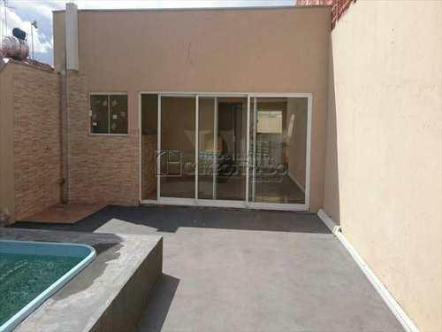 Casa, código 46058 em Jaú, bairro Jardim Padre Augusto Sani