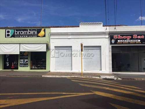 Salão, código 46028 em Jaú, bairro Centro