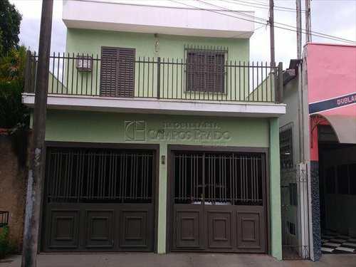 Casa, código 46026 em Jaú, bairro Vila Nossa Senhora de Fátima