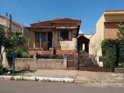 Casa, código 45979 em Jaú, bairro Vila Santa Maria