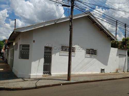 Casa, código 45971 em Jaú, bairro Vila Nova