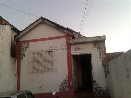 Casa, código 45746 em Jaú, bairro Centro