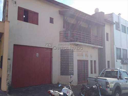 Casa, código 45730 em Jaú, bairro Jardim Maria Luiza I