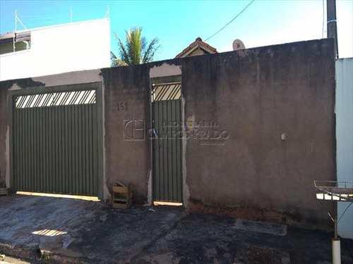 Casa, código 45711 em Jaú, bairro Conjunto Residencial Bernardi