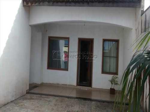 Casa, código 45706 em Jaú, bairro Jardim Maria Luiza II
