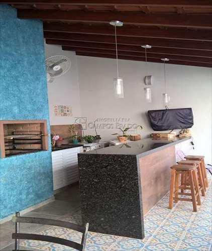Casa, código 45669 em Jaú, bairro Jardim Dona Emília