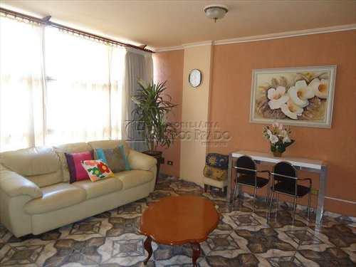 Apartamento, código 45672 em Jaú, bairro Centro