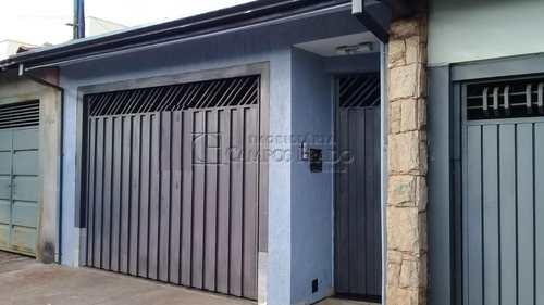 Casa, código 45668 em Jaú, bairro Jardim Nova Jaú