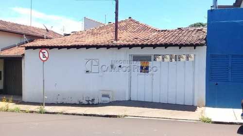 Casa, código 45616 em Jaú, bairro Vila Hilst