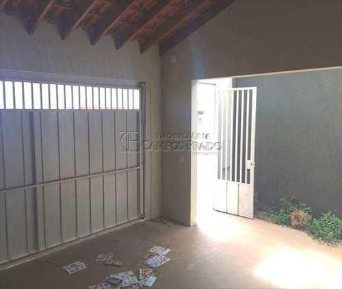 Casa, código 4465 em Jaú, bairro Jardim Dona Emília