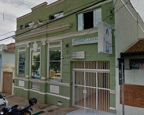 Sala Comercial, código 4455 em Jaú, bairro Centro