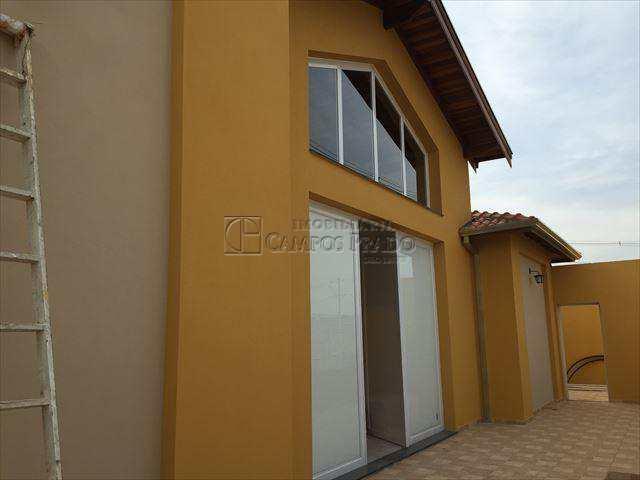 Casa em Brotas, bairro Jd. Campos Prado