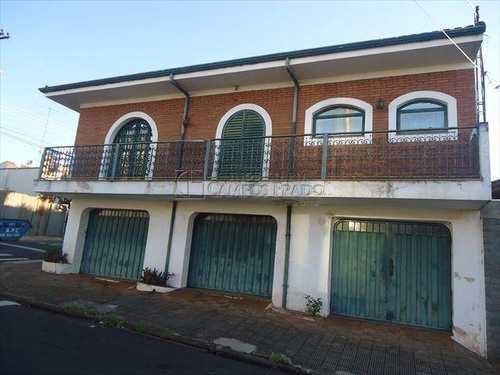 Casa, código 4320 em Jaú, bairro Vila Santa Terezinha