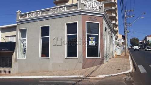 Salão, código 4301 em Jaú, bairro Centro